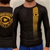 Striped Rashguard Long  Sleeve