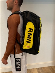 RMNU Gear Bag - Yellow and Black