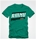 Green RMNU t-shirt - X-Large