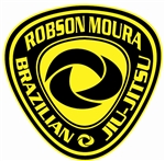 Robson Moura Gi Patch - Small
