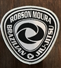 Robson Moura Gi Patch - Small - Silver
