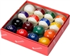 Aramith Continental Belgian Billiards Ball Set