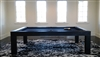 Moderna Pool Table, Ash Black