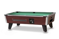 Challenger Coin Slot Pool Table