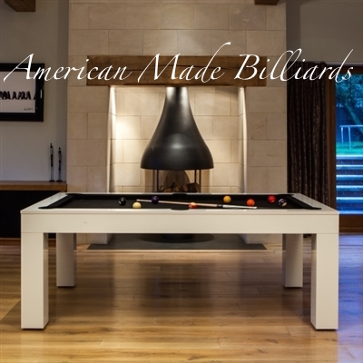 American Made Billiards Pool Table