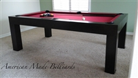Modern Dinning / Pool table with drawer