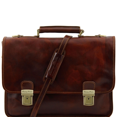 Tuscany Leather Firenze Briecase TL10028