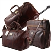Tuscany Leather TL10178 Luxurious Travel Set
