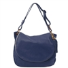 Tuscany Leather TL141110 Shoulder Bag  - Blue
