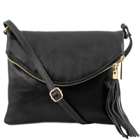 Tuscany Leather TL Young bag TL141153- Black