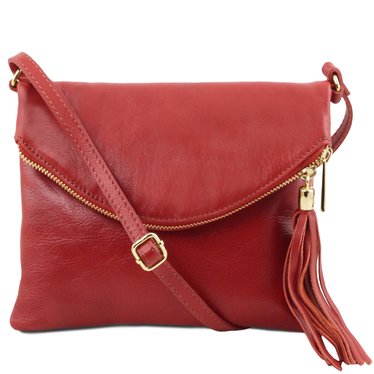 7f1d768c4d58 Tuscany Leather TL Young bag TL141153 - Red