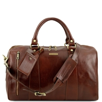 Tuscany Leather TL141216 TL Voyager Travel Bag