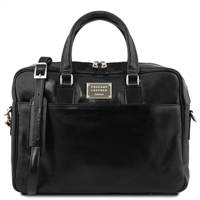 Tuscany Leather TL141241 Urbino Laptop Bag