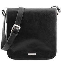 Tuscany Leather Men's Messenger TL141260 | Men's Bags | Australia
