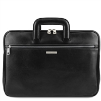 Tuscany Leather TL142070 Caserta Leather Document Briefcase Australia