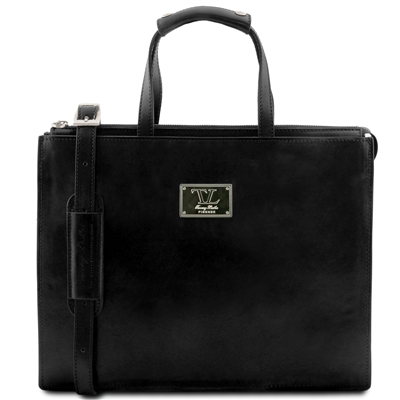 Tuscany Leather TL141343 Palermo Women's Briefcase