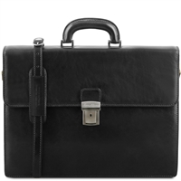 Tuscany Leather TL141350 Parma Briefcase - Leather Bags Australia