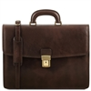 Tuscany Leather TL141351 Amalfi Briefcase