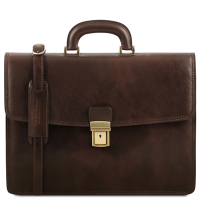 Tuscany Leather TL141351 Amalfi Briefcase Australia