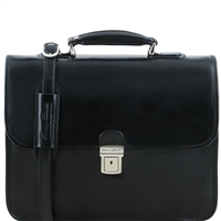 Tuscany Leather TL141354 Vernazza Laptop Bag