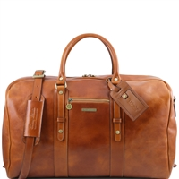 Tuscany Leather TuTL141401 Voyager Travel Bag