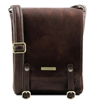 Tuscany Leather TL141406 Roby Men's Crossbody Bag