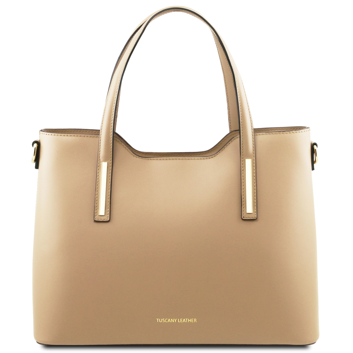 Olimpia Leather Tote Handbag