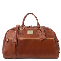 Tuscany Leather TL141422 TL Voyager Travel Bag | Leather Travel Bags Australia