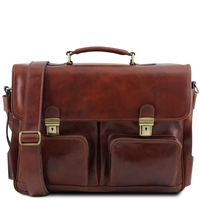 Tuscany Leather Ventimiglia TL SMART Laptop Case TL141449