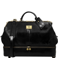 TL141451 Siviglia Double Bottom Gladstone Bag