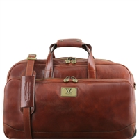 Tuscany Leather TL141452 Samoa Trolley Bag - Small