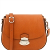 TL141517 Neoclassic Leather Shoulder Bag - Honey
