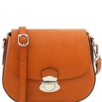 Tl141517 Neoclassic Leather Shoulder Bag Honey