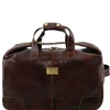 Tuscany Leather TL141537 Barbados Leather Trolley Travel Bag Shop Australia