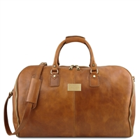Tuscany Leather TL141538 Antigua Leather Garment Bag