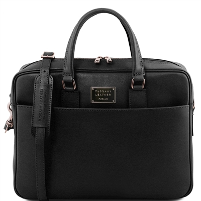 Tuscany Leather TL141627 Urbino Saffiano Laptop Bag For Women | Shop | Australia