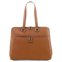 Tuscany Leather TL141630 Lucca TL SMART Business Bag