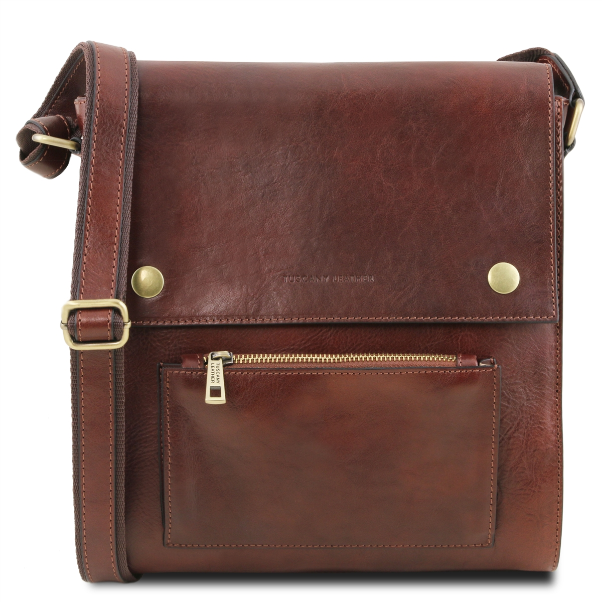 Tuscany Leather TL141656 Oliver Men s Crossbody Bag 5a594665a974a
