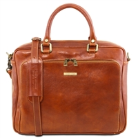 TL141660 Tuscany Leather Pisa Laptop Briefcase