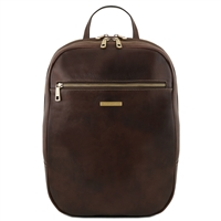 Tuscany Leather TL141711 Osaka Laptop Backpack