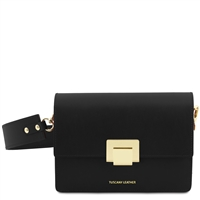 TL141742 Adele Leather Bag - Black
