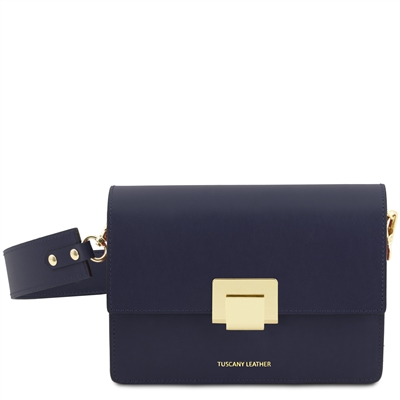TL141742 Adele Leather Bag - Blue