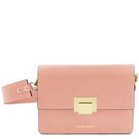 TL141742 Adele Leather Bag - Ballet Pink