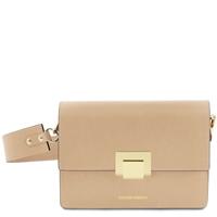 TL141742 Adele Leather Bag - Champagne