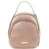 TL141743 Leather Backpack for Women - Nude