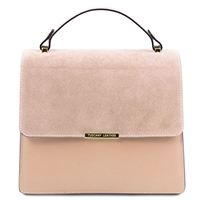 Irene Leather Handbag - by Tuscany Leather | Handbags Australia