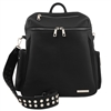 TL141747 Leather Backpack for Women - Black | Shop Australia