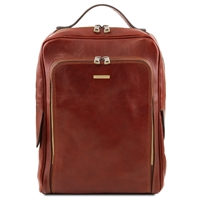 Tuscany Leather TL141773 Bangkok Laptop Backpack