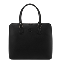 Tuscany Leather Magnolia Business Bag for Women | Genuine Leather | Shop | Australia