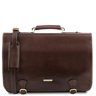TL141853 Ancona Men's Messenger Bag | Tuscany Leather | Man Bags | Online | Australia